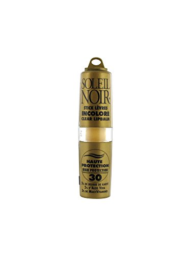 Soleil Noir - Soleil Noir Stick Levres Incolore Indice 30 Protection Solaire - Unique