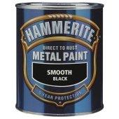 Hammerite 750 Ml Smooth Satin Finish White