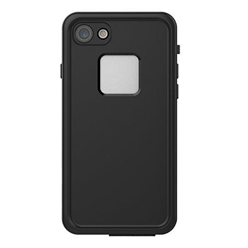 Custodia Impermeabile per iPhone 7 Plus / iPhone 8 Plus , BasicStock [IPX8 Certificato] Custodia Protettivo Waterproof Cover Case Impermeabile con Toccare Responsive / Pellicola Protetti