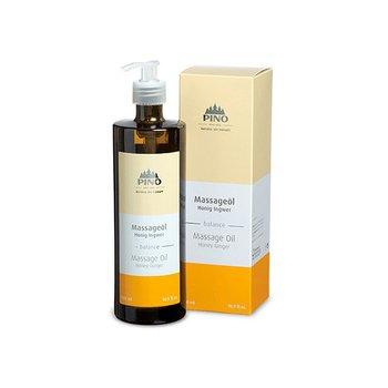 Öl-Massage Aroma Honig und Ingwer 500ml - Honig-massage