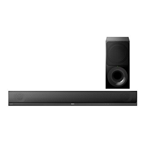 Sony HTCT790 - Barra de sonido (2.1 canales con Wi-Fi, Bluetooth y Multi-room), negro
