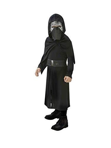 DISBACANAL Disfraz Kylo Ren Star Wars Infantil - Único, 5-6 años