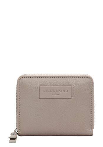 Liebeskind Berlin Damen Essential Conny Wallet Medium Geldbörse, Grau (String Grey), 3x11x13 cm -