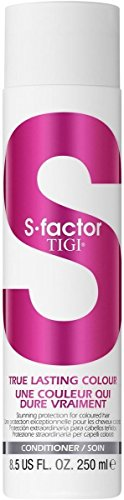 Tigi S-Factor True lasting Colour Conditioner 250 ml -