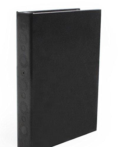 BriReTec® Spionage-Kamera versteckt im Ringbuch mit Pir-Sensor und Nachtsicht Spy-Cam,Mini-Kamera, Überwachungskamera