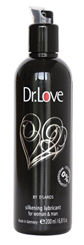 Dr. Love Reinstes Silikongleitmittel, 1er Pack (1 x 200 ml)