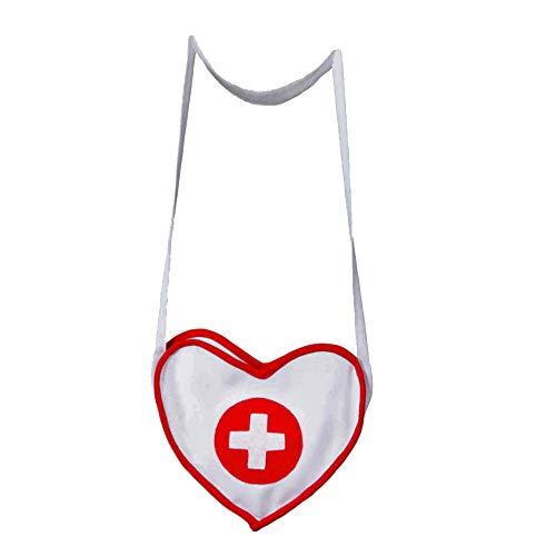 Tag Krankenschwester Kostüm - Krankenschwestertasche