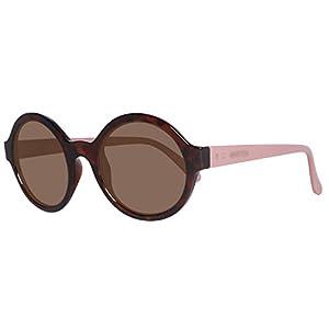 BENETTON BE985S02, Gafas de Sol para Mujer, Trtois/Pink, 53