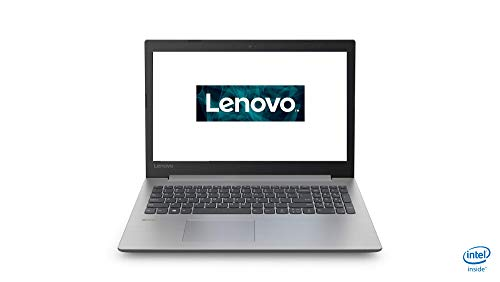 Lenovo IdeaPad 330 39, 6 cm (15, 6 Zoll Full HD TN matt) Notebook (Intel Core I5-8250U, 8 GB RAM, 256 GB SSD, Intel UHD Grafik 620, Windows 10 Home) Silber