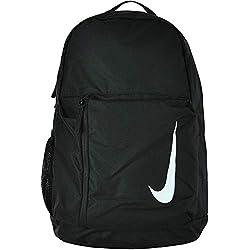 Nike Y Nk Acdmy Team Bkpk, Mochila Unisex Adultos, Negro Black/White, 15x24x45 cm