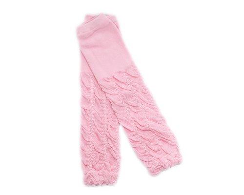 BONAMART ® Baby Kleinkind Mädchen Jungen Kinder Socken Babystulpen Cotton Leggings Legs Wärmer Beinstulpen Babysocken Footless Kniestrumpf Karikatur strickmuster Baumwolle -