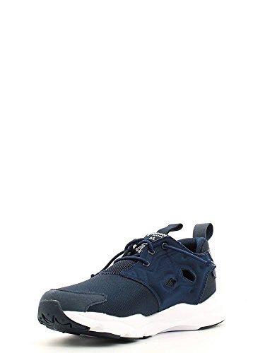 Jungen Sneaker Reebok Collegiate Blau Furylite Navy U66wx