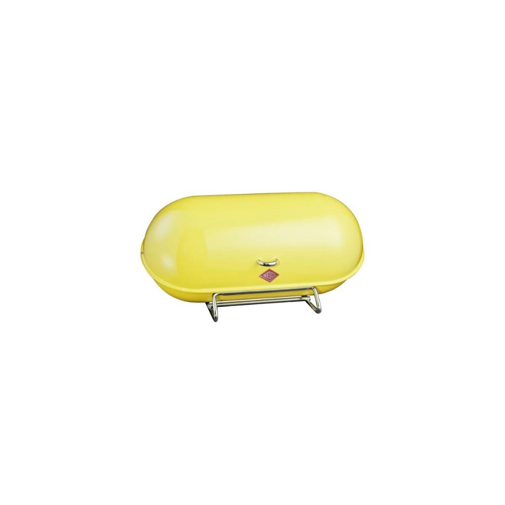WESCO Breadboy Lemon Yellow Bread Bin