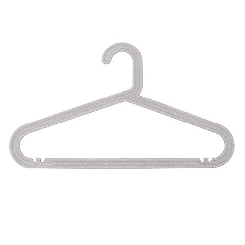 Lyrbeibei 10 Teile/los Erwachsene Kleiderbügel Für Jeans Hosen Kleiderbügel Home Storage Halter Kleiderbügel Sterben Racks Kunststoff Kleiderbügel Grau - Sterben Rack