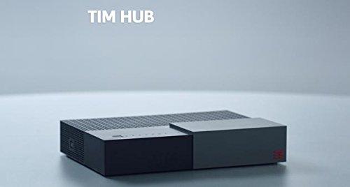 MODEM ROUTER TIM HUB ADSL ADSL2+ VDSL EVDSL FIBRA FINO A 1000 MEGA NUOVO 2017