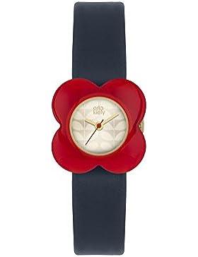 Orla Kiely Damen-Armbanduhr OK2062