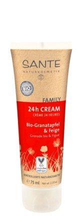 Family 24h Cream Bio-Granatapfel & Feige, 75ml