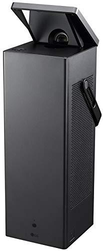 "LG HU80KG - Proyector láser UHD 4K de 150\"" (2500 LM, resolución 3840 x 2160, HDR10, USB, HDMI, Bluetooth, lámpara láser RGB hasta 20.000 Horas de Vida útil) Negro"