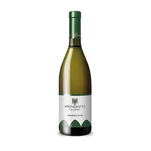 Verduzzo Friulano vino bianco - Cantina Lorenzonetto - cl.75