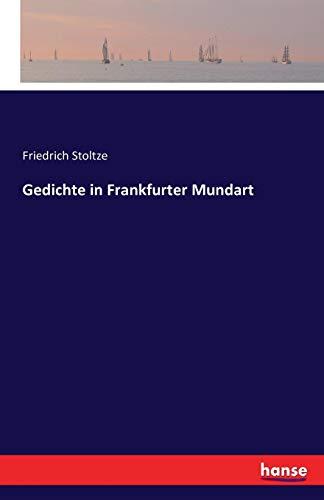Gedichte in Frankfurter Mundart