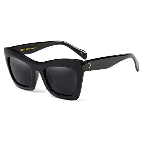 Kjwsbb Großen Rahmen Stil Frauen Sonnenbrille SonnenbrilleShades