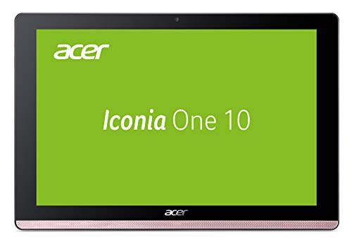 Acer Iconia One 10 (B3-A50FHD) 25,7 cm (10,1 Zoll Full-HD IPS Multi-Touch) Multimedia Tablet (MediaTek Quad-Core Cortex A35, 2GB RAM, 32GB eMMC, Android 8.1) roségold