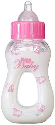 Simba 105563965 - New Born Baby Magisches Milchfläschchen, 13 cm
