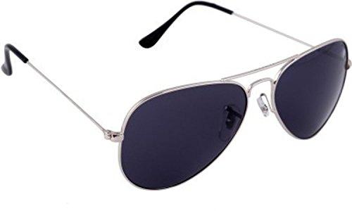 Grabito Aviator Polarised Sunglasses (Black) (Sbn)