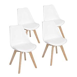 Esszimmer Stühle Grau Weiss | Deine-Wohnideen.de