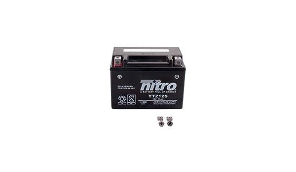 Batteria 12 V 11 AH YTZ12S Gel Nitro Tmax 530 SJ09 12-16
