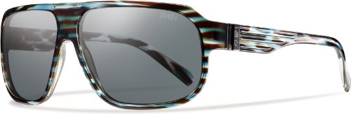 Smith Für Von Optics Sonnenbrille Damen (Smith Optics Gibson Sonnenbrille, damen Herren, Blue Crush)