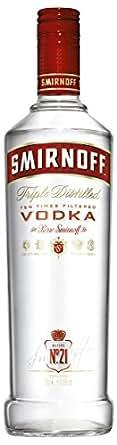 Smirnoff Red No. 21 Premium Vodka (1 x 0.7 l)