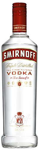Smirnoff Red No. 21 Premium Vodka (1 x 0.7 l)