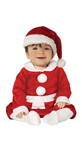 Guirma Babba Santa Claus Kostüm Santa Claus Baby