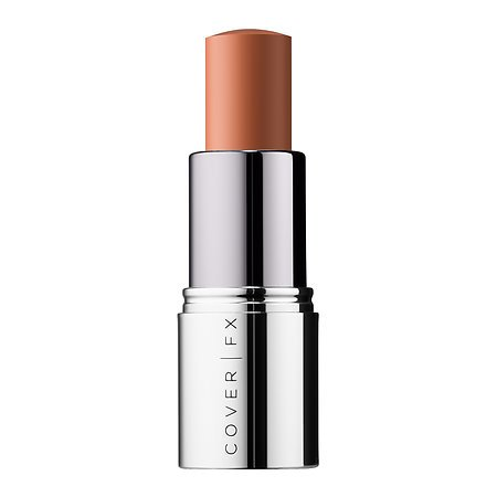 COVER FX Correct Click - COLOR Corrector - COLOR Brick - Deep skintones (Neutralizes dark spots and under eye circles) NATURAL FINISH