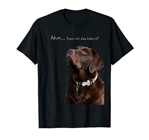 Lustiges Labrador Retriever Hunde TShirt -