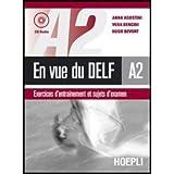 En vue du Delf A2. Con CD Audio