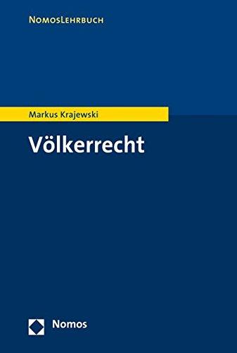 Völkerrecht (Nomoslehrbuch)