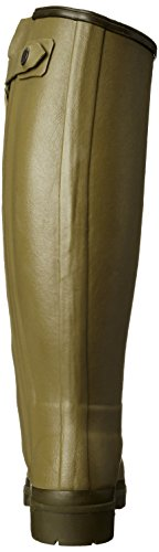 Le Chameau Chasseur donna gomma Lady Hunting Boot Vierzon Green