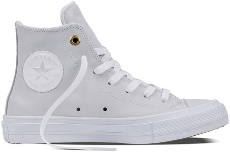Converse All Star II Hi chaussures Naturel
