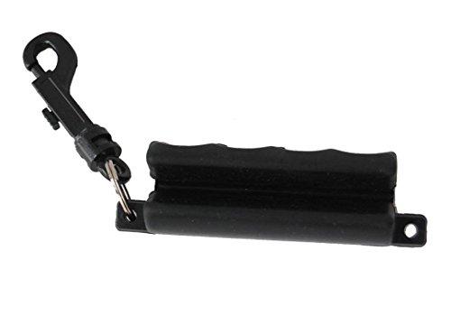 Skid-puller (Generic yanhonguk150730-23421yh1354yh schwarz Bogenschießen Pfeil Bogenschießen ARR Rrow Lockvogel Weiches Gummi ein Gummi BBER Pfeil Pro Abzieher mit Schlüssel Kette [1-1354-1])