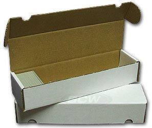 BCW 800 Count Storage Box by BCW - 800 Count Storage Box