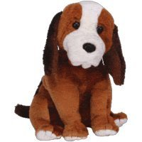 TY Beanie Baby HOLMES the Dog