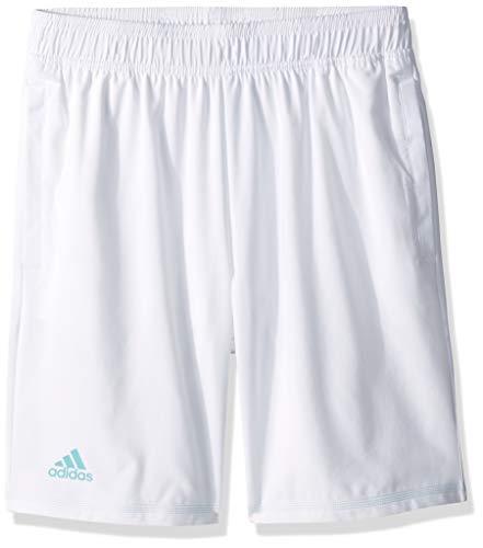 adidas Jungen Boys Parley Short, weiß, Small -