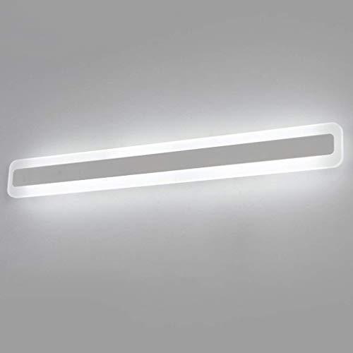 Kommode, Badezimmer-eitelkeit (Bad Beleuchtung LED Badezimmer Spiegel Lampe,mit Wasserdichten Badezimmer Kommode Eitelkeit Lampe Licht (Farbe: 3 Farben -40 cm))