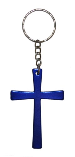 croix-porte-cls-bleu-blue-cross-keyring
