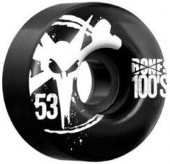 Bones Wheels 100's nero 53mm 53mm 53mm B015HLLNRK Parent | Queensland  | Nuovo mercato  | Sito Ufficiale  | Germania  | unico  | ecologico  301840
