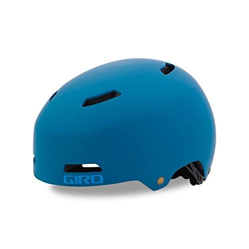 Giro Quarter FS BMX Dirt Fahrrad Helm blau 2017: Größe: S (51-55cm) (Skate Park City)