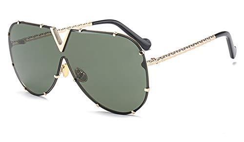 GFF 7 Farben Legierung Rahmen V Sonnenbrille Frauen Marke Brille Designer Mode Männlich Weiblich 45452