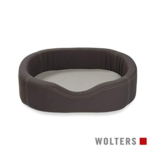 Wolters VIP Lounge Hundebett Nylon Grau (82 x 62 cm) -